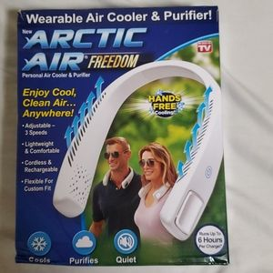 Artic Air Freedom Wearable Portable Air Cooler